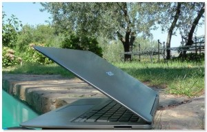 Компания Acer представила ультрабук