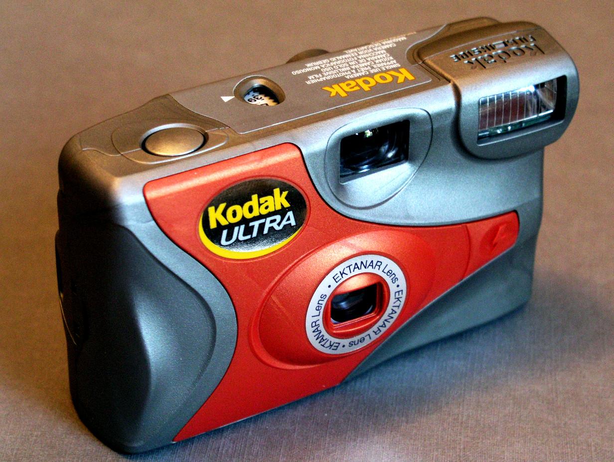 Пришёл конец эпохе плёночных фотоаппаратов и фирме Kodak.