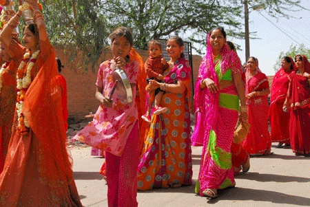 Россияне переоденутся в одежду из Индии