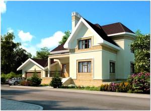 Бизнес идея: строительство каркасных домов и сооружений.