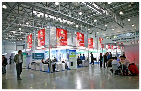 Выставочный бизнес в России и за рубежом