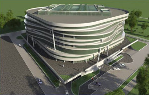 Тюменский многофункциональный комплекс будет включать в себя и спортивную составляющую