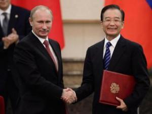 Две соседние страны, Россия и Китай планируют согласовать свои планы по долгам бывшего СССР