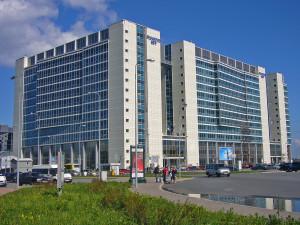 Бизнес-центр авиации в Петербурге
