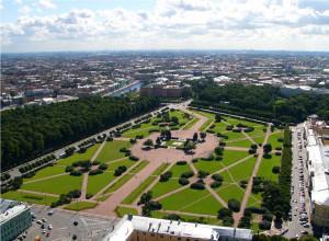 На Марсовом поле в Санкт-Петербурге будет построен аналог «Гайд-парка»
