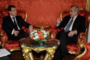 Денежная помощь от России Ливану, в связи с ситуацией с Сирией