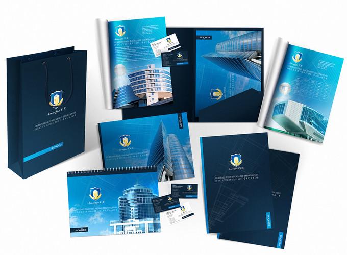 Создаем позитивный образ и фирменный стиль компании