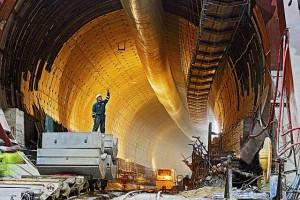 Конкурс на возведение участка Алабяно-Балтийского тоннеля, стоимостью в 7 миллиардов рублей