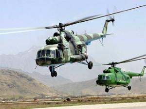 Поставка российских вертолётов в Индию