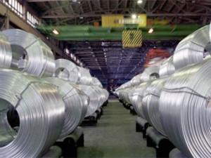 В минувшем году производство алюминия «Русалом» было увеличено на 4,173 тонны