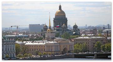 Деловой центр на Ленинском проспекте в Санкт-Петербурге выставляется на торги.
