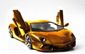 Lamborghini Aventador станет лимузином