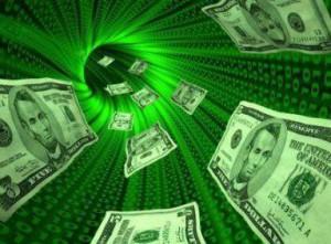 Популярность «электронных денег» стремительно выросла