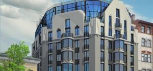 Элитный дом в центре Петербурга будет возведён за пятьсот миллионов рублей