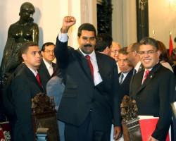 Венесуэла официально приняла нового президента