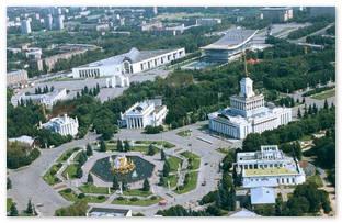Выставочный центр столицы украсит океанариум