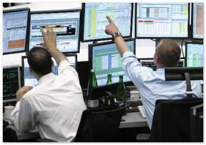 Новое падение индексов РФ на фондовой бирже