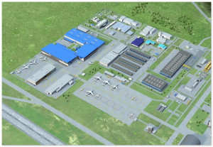 реконструкция портовой зоны в Ульяновске