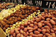 Что дорожает быстрее всего? Картошка и капуста!