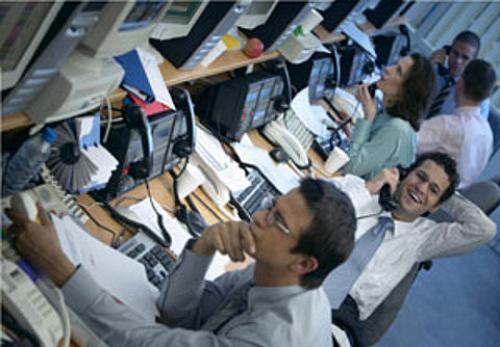 Российская фондовая площадка стартовала в «зеленой» зоне