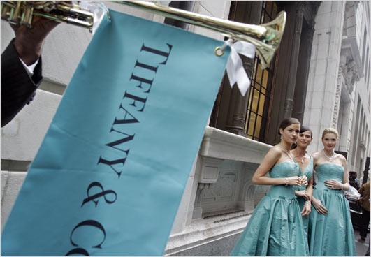 Ювелирный скандал в Tiffany, обнаружились миллионные кражи!