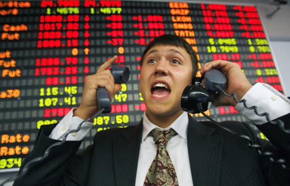 Американская фондовая площадка открылась ростом