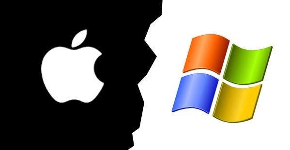 Противостояние Apple и Microsoft продолжается
