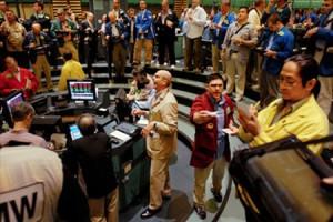 Как и прежде биржа показывает неуверенный рост котировок