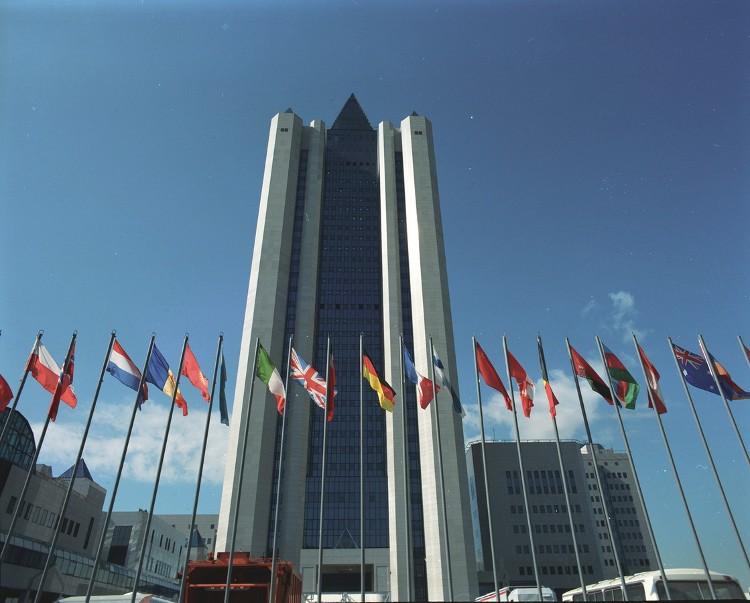 Газпром намерен развивать добычу газа на Сахалине