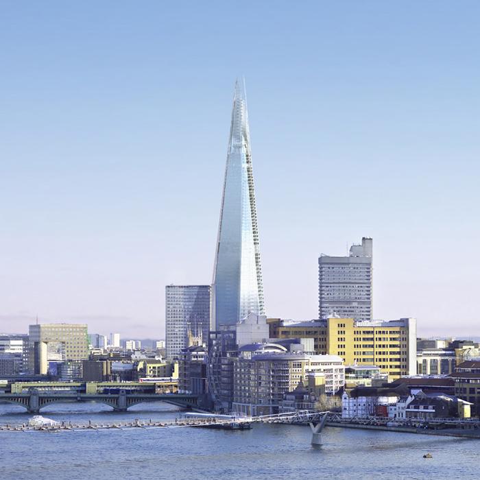Китайская компания приобрела известную высотку в центре Лондона