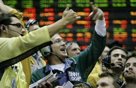 Внешний фон оказывает влияние на российскую фондовую площадку
