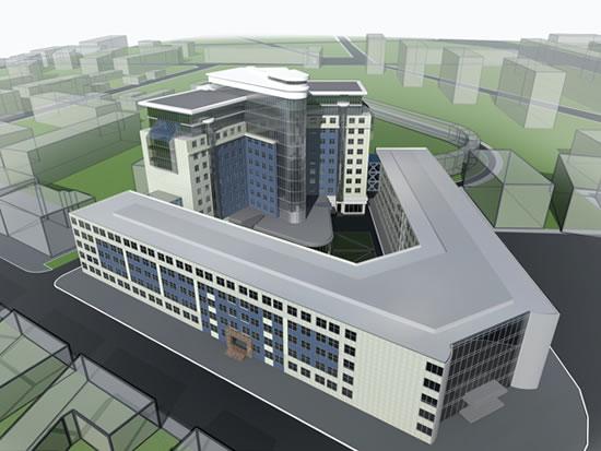 В ближайшем будущем здания будут строиться и ремонтироваться самостоятельно.