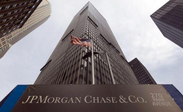 Прибыли Американского банка J.P.Morgan продолжают расти