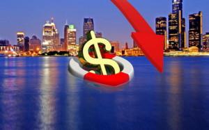 Муниципалитет Детройта подал прошение о своем банкротстве