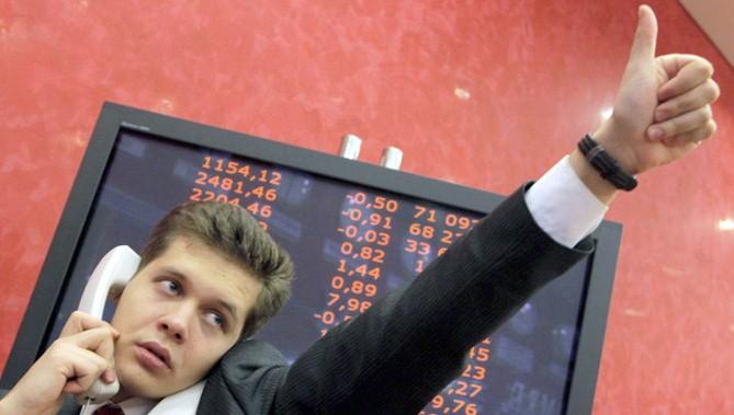 Отсутствие массовых протестов позволяет расти российскому рынку