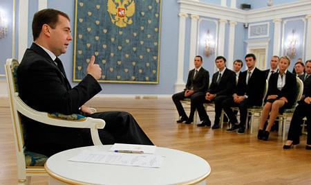 Премьер-министр РФ отметил низкий уровень конкуренции в России