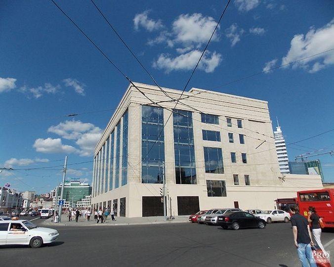 Торговый центр в старом «Детском мире» Казани откроется не ранее конца 2013 года