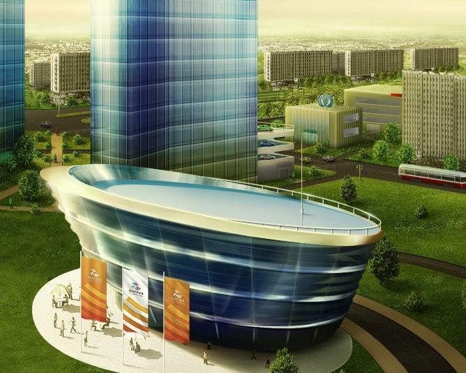 Петербург готов построить дом для Microsoft и Лаборатории Касперского