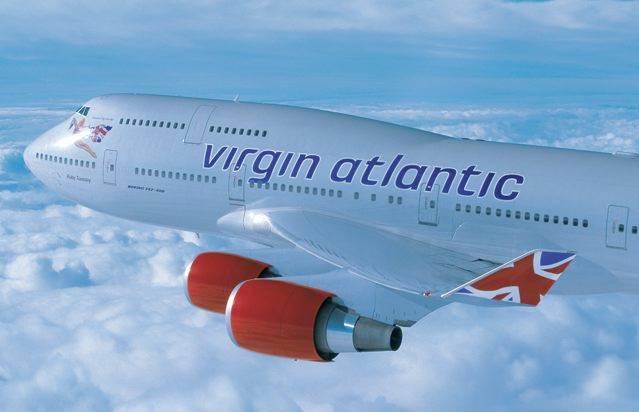 Virgin Atlantic для развлечения пассажиров устраивает концерты