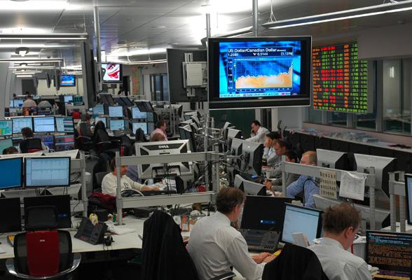 Торги на российской фондовой площадке закрылись понижением