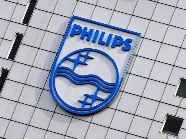 Доход компании Philips во втором квартале увеличился в 3 раза