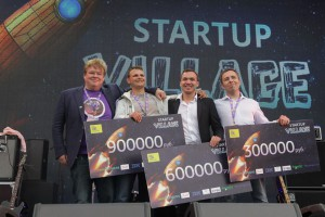 Конференция Startup Village назвала проекты победители