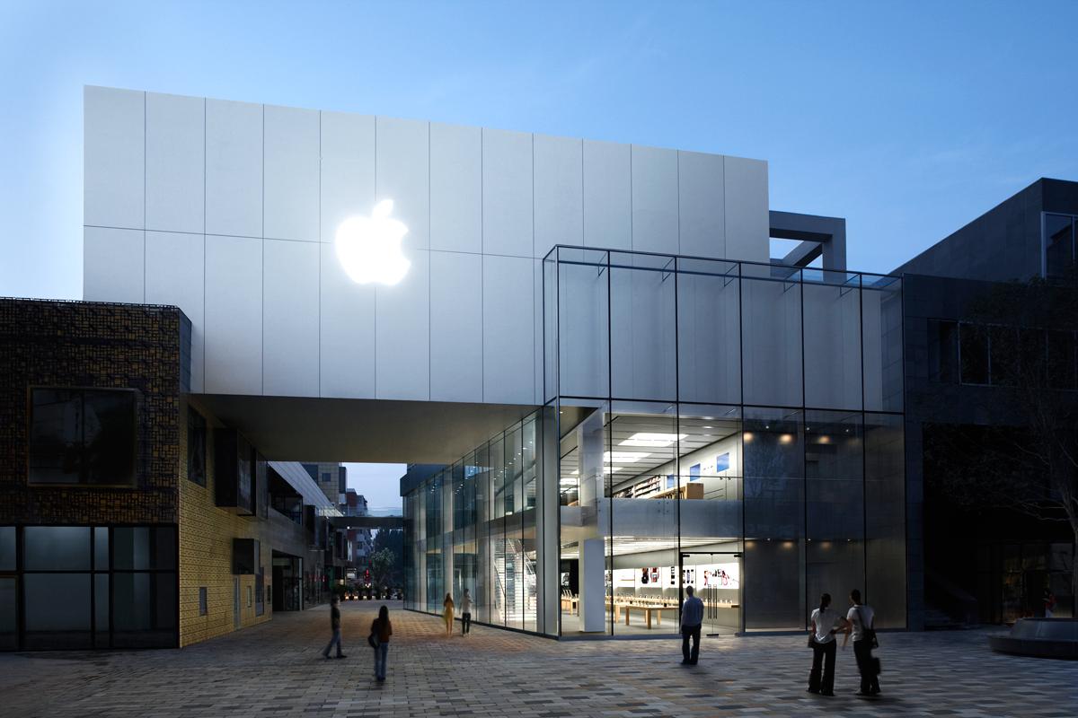 Компания Apple снова возвратилась на лидирующие позиции