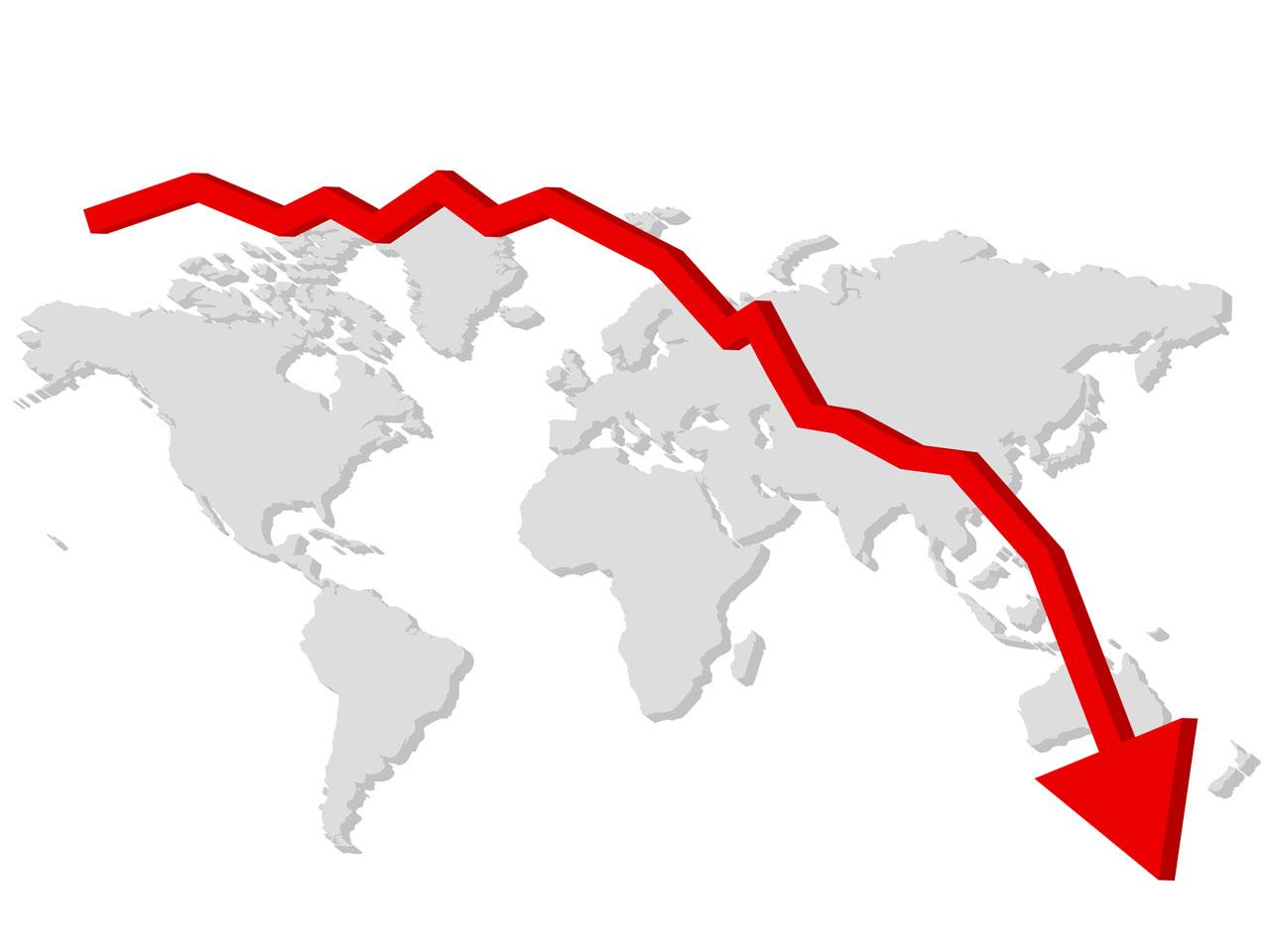 Эксперты понижают прогноз: Россию ждут долгие годы стагнации