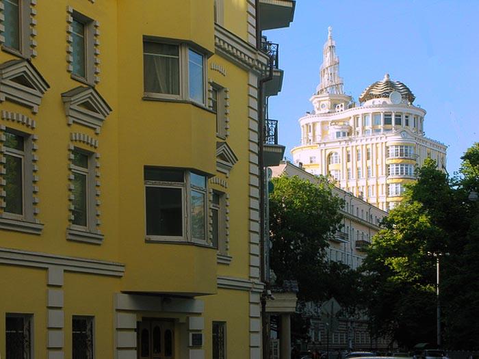 Элитное жилье в Санкт-Петербурге становится дороже, чем в Москве