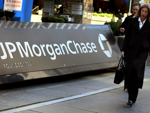 Банк J.P.Morgan Chase оштрафован американскими властями