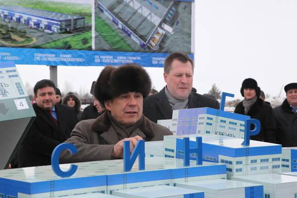 В Татарстане построят 14 площадок для промышленного производства