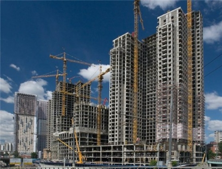 Россия стала второй в Европе по скорости строительства жилья, но сильно отстает по конечным результатам