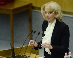 Т.Голикова займется формированием новых направлений для аудита