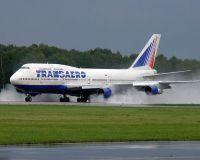 Авиакомпания «Трансаэро» перевезла в августе более 1,5 млн. пассажиров